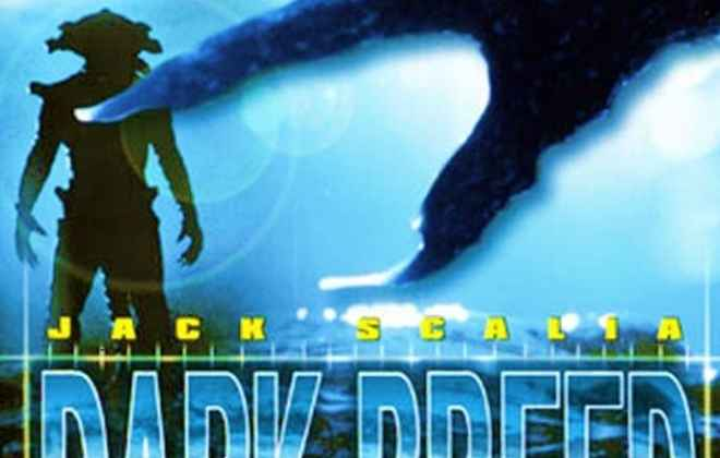 Dark Breed Poster - The Laser Blast Film Society
