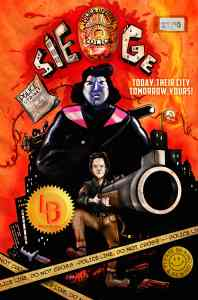 Siege - The Laser Blast Film Society