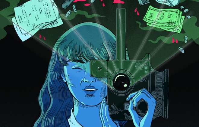 Demon Lover Diary Laser Blast Film Society