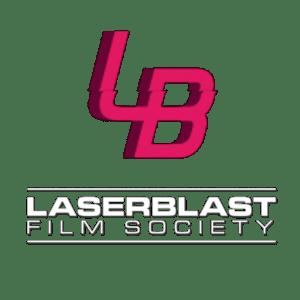 Laser Blast Film Society Logo