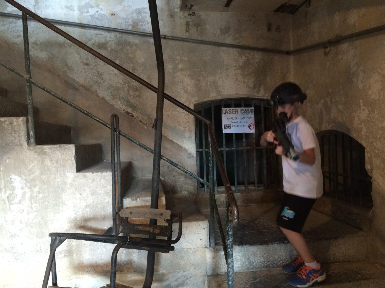 Fort du télégraphe Valloire