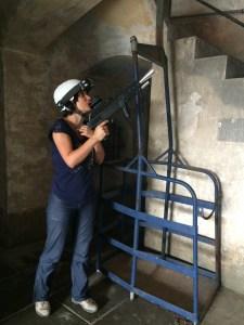 Fort du télégraphe à Valloire