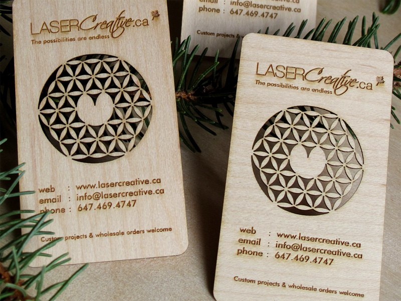 Laser Creative I Heart Flower Of Life Laser Cut Wood