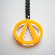 Borderland Jellow Necklace