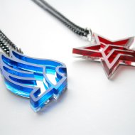 Mass effect necklaces