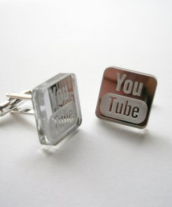 Youtube Cuff links