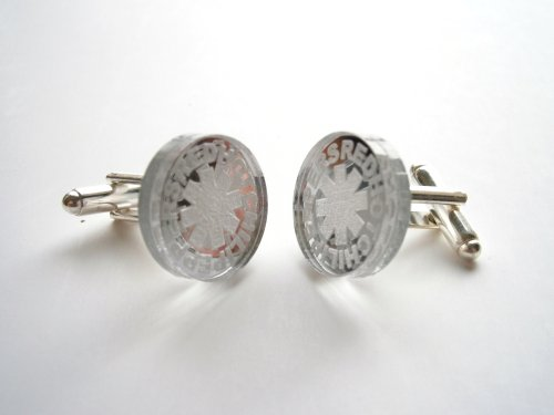 Red Hot Chili Peppers Cuff Links