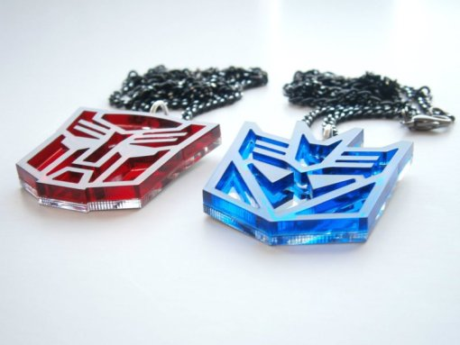 Transformers Jewelry