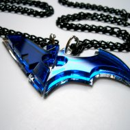 Best Friends Nightwing Batwoman Necklaces