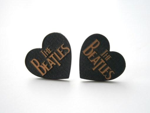 The Beatles Earrings