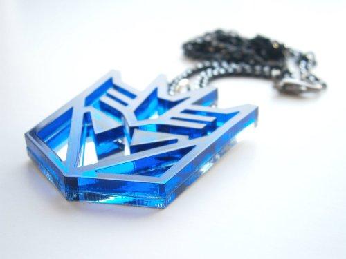 Megatron Necklace