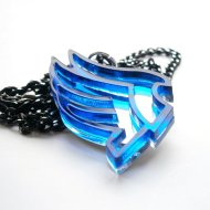 Mass Effect Paragon Necklace
