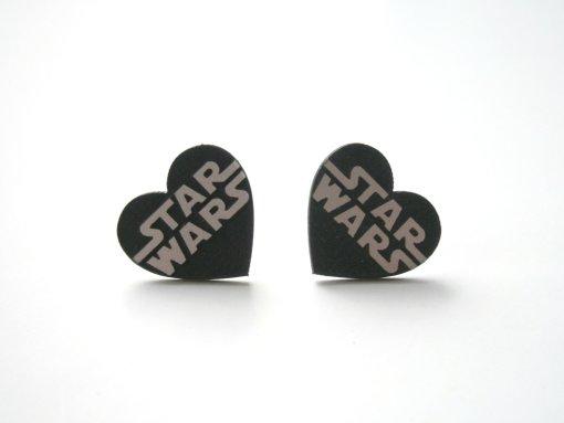 Star Wars Stud Earrings