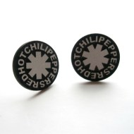 Red Hot Chili Peppers Stud Earrings