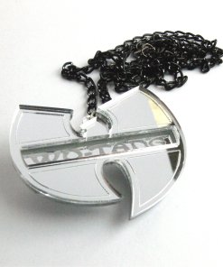 Wu Tang Clan necklace