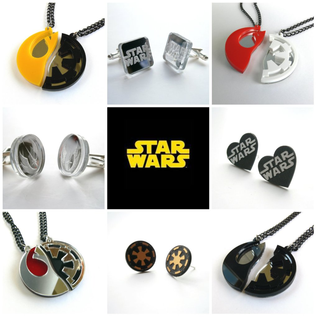 Top Star Wars Jewelry