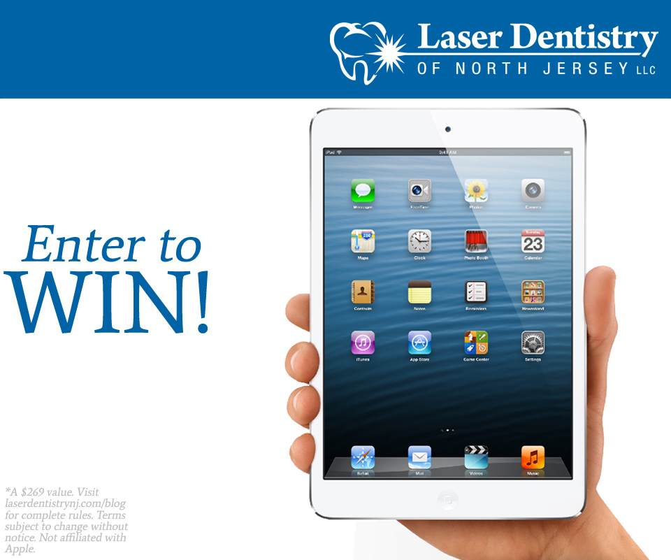 win an iPad mini 2