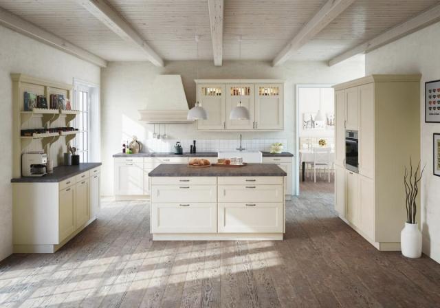 Landhausküchen | Modern, traditionell oder aus Holz