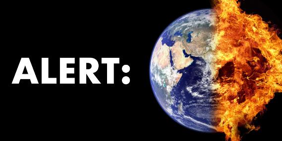 Alert: Earth Exploding