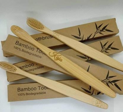 Bambusest hambahari