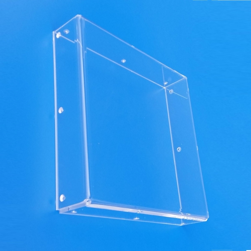 Teche in plexiglass per quadri  Taglio Laser