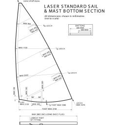 measurement diagram std sail mastlower [ 1275 x 1650 Pixel ]