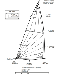measurement diagram stdmkii sail mastlower [ 1240 x 1753 Pixel ]