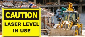 Laser Safety Classifications construction industry