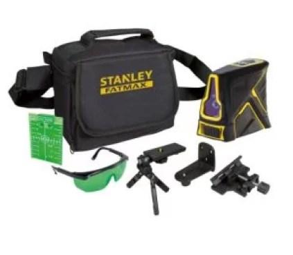 Stanley green laser