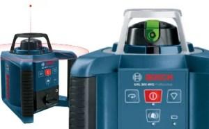 Bosch GRL 250 300 calibration