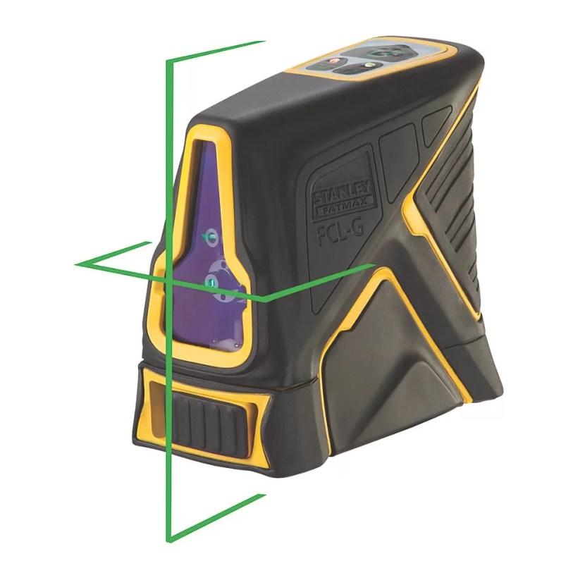 Stanley Green Laser Level