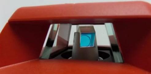 Hilti Rotating laser not adjustable prism