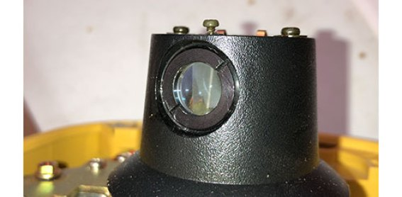 Topcon Adjustable Prism Rotating laser coning error cone issue