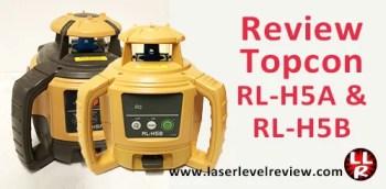 Topcon Review RL-H5 series