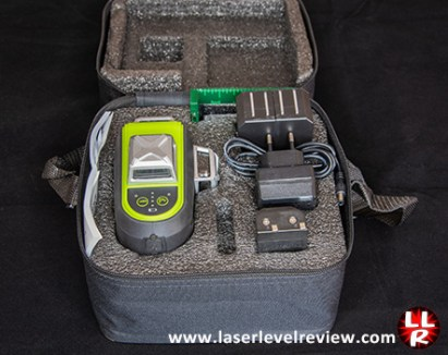 Huepar Kit Multi Line Laser HP-603CG