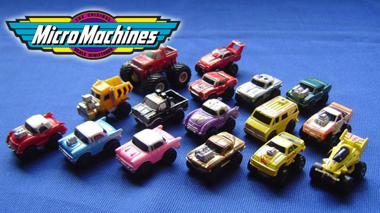 What Happened to Micro Machines? – Laser Time