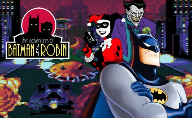 The Adventures Of Batman Robin The Lost Sega Cd Episode