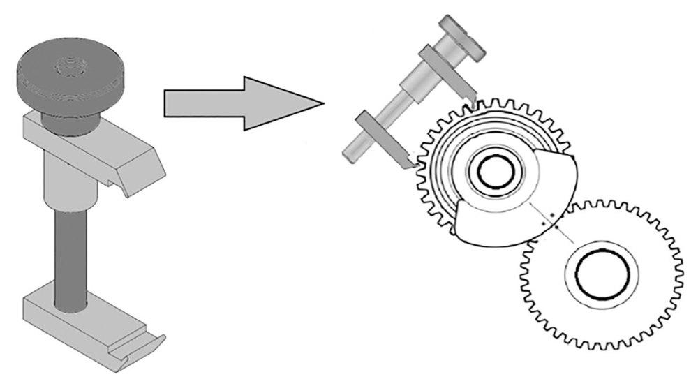 medium resolution of  items xlarge diagram image of laser tools 7067 split gear