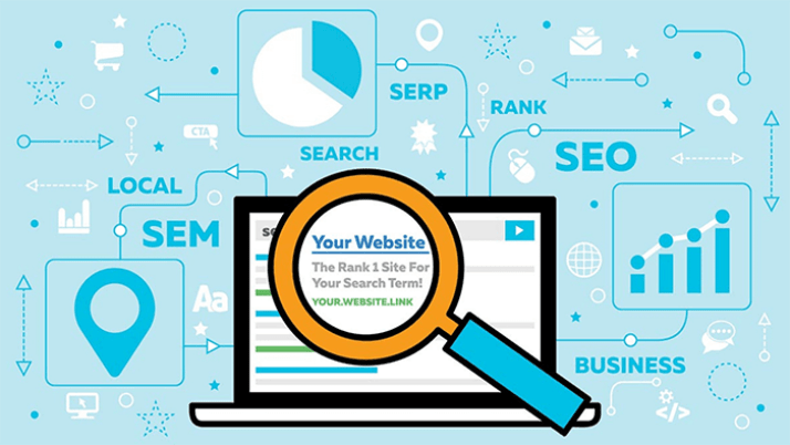 how improve website visibility on search engines
