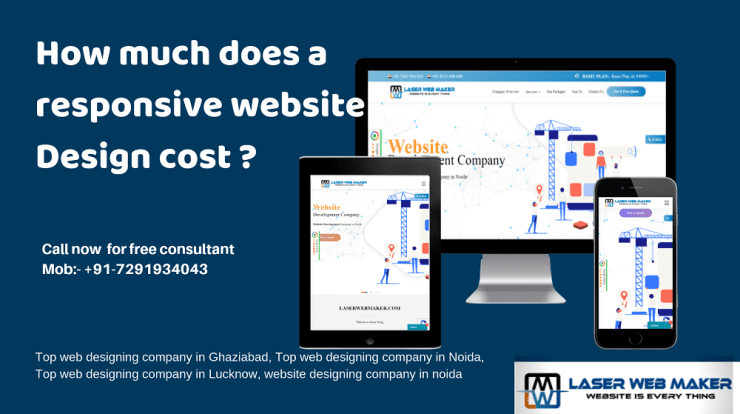 How Much Does A Responsive Website Design Cost Blogs