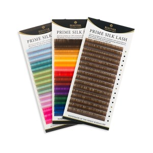 Prime Silk Single Coloured