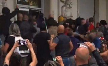 Scontri a Roma, arrestato anche un palermitano