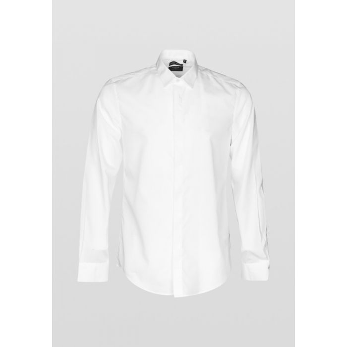 CAMICIA LONDON SLIM FIT IN TES