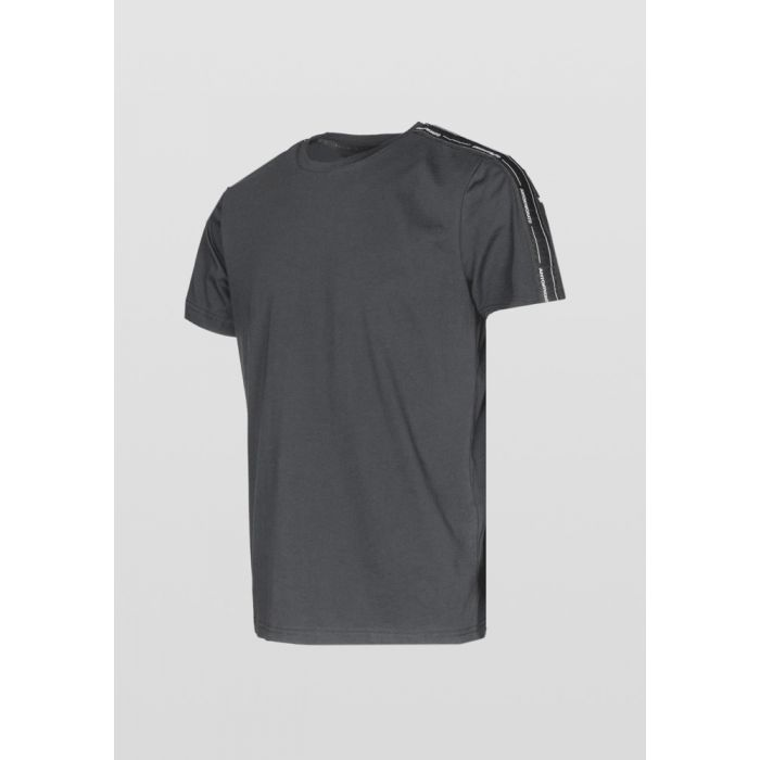 T-SHIRT SLIM FIT IN COTONE
