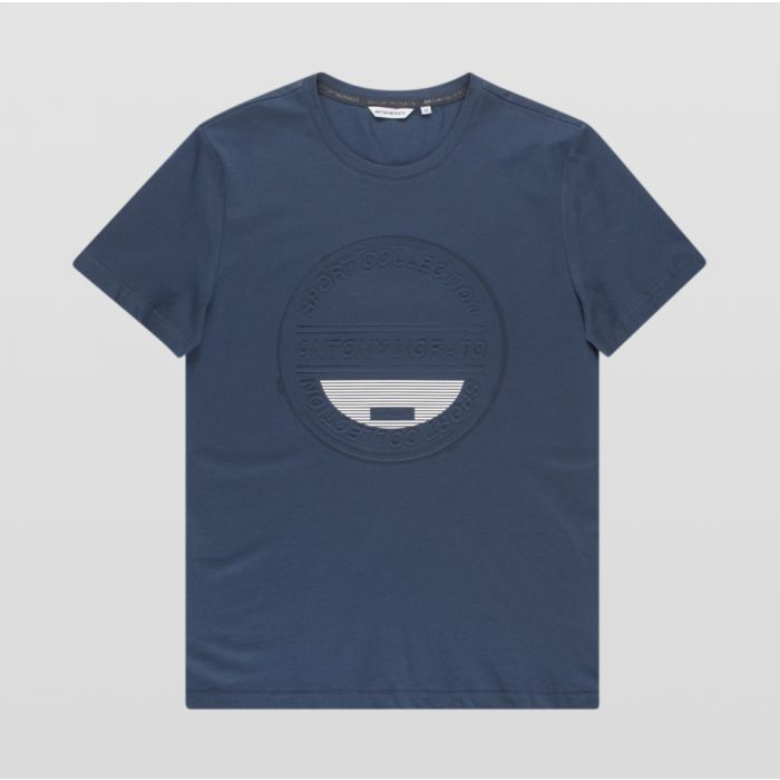 T-SHIRT SLIM FIT IN COTONE CO