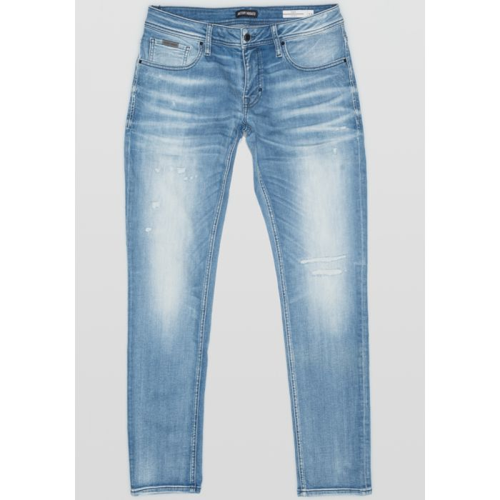 JEANS OZZY TAPERED FIT IN SUST