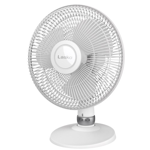 small resolution of view product lasko white performance table fan model d12225