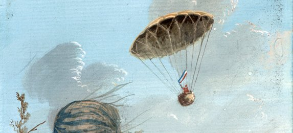 The History of Skydiving: Skydiving's Forefathers