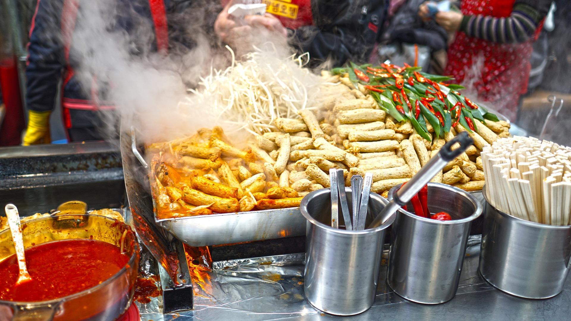10 mercados de comida callejera en Londres