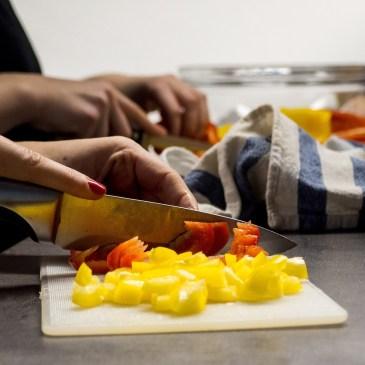 Cuisiner entre collègues au travail !